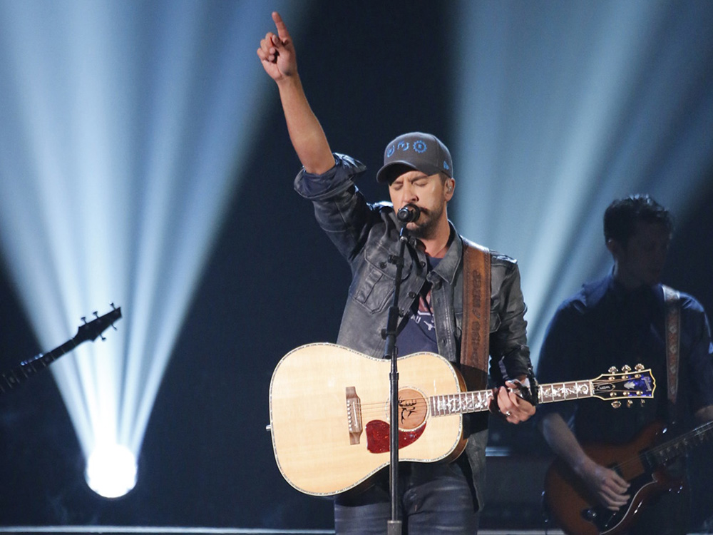 Luke Bryan Added as Headliner to Alabama's Rock the South Festival