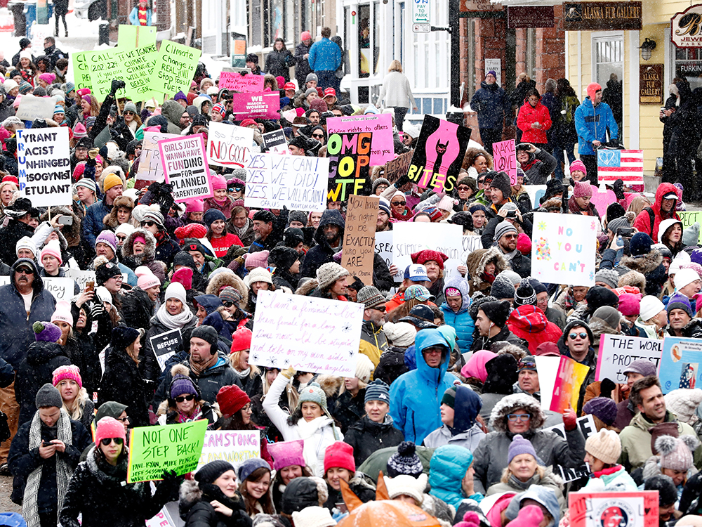 Country Singers Speak Out Via Social Media Regarding Women's Protest Marches
