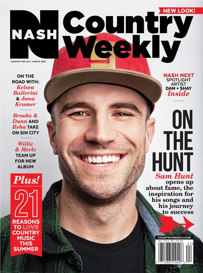 """Country Weekly"" Changes Name to ""Nash Country Weekly"""