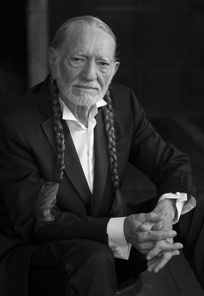 Willie Nelson Honored by Library of Congress