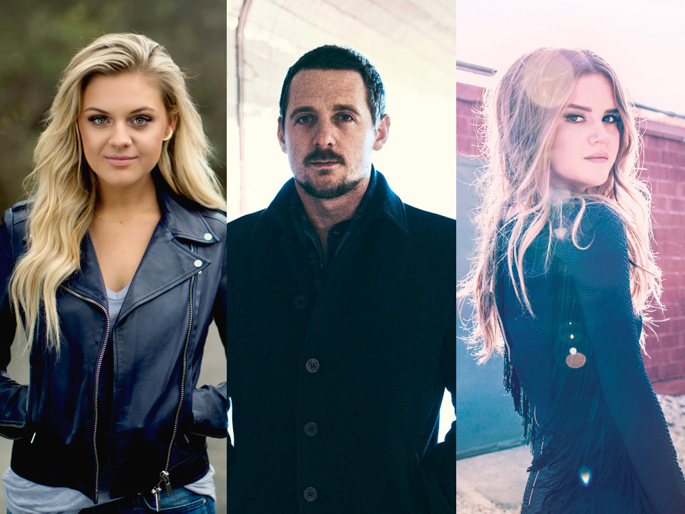 Place Your Bets: Kelsea Ballerini, Maren Morris and Sturgill Simpson Are Long Shots to Win Grammys in All-Genre Categories