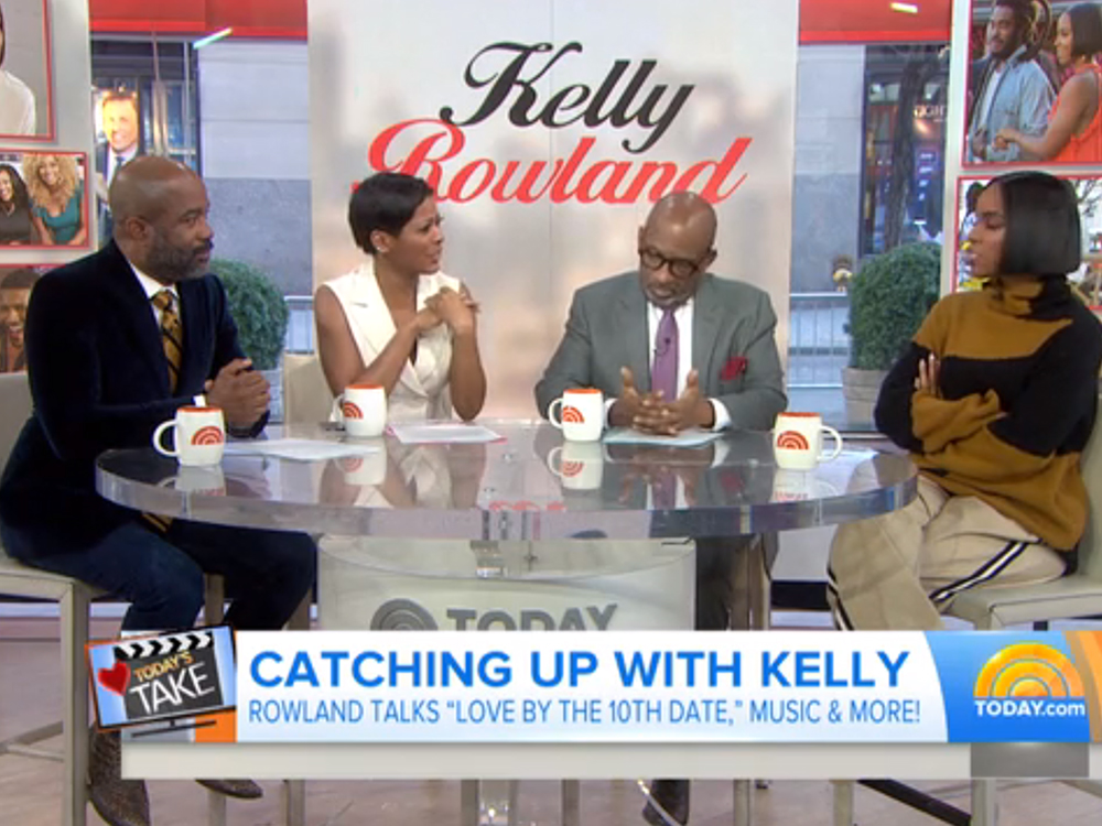 """Darius Rucker Trades in Guitar for Anchor Desk on """"Today Show"""""""