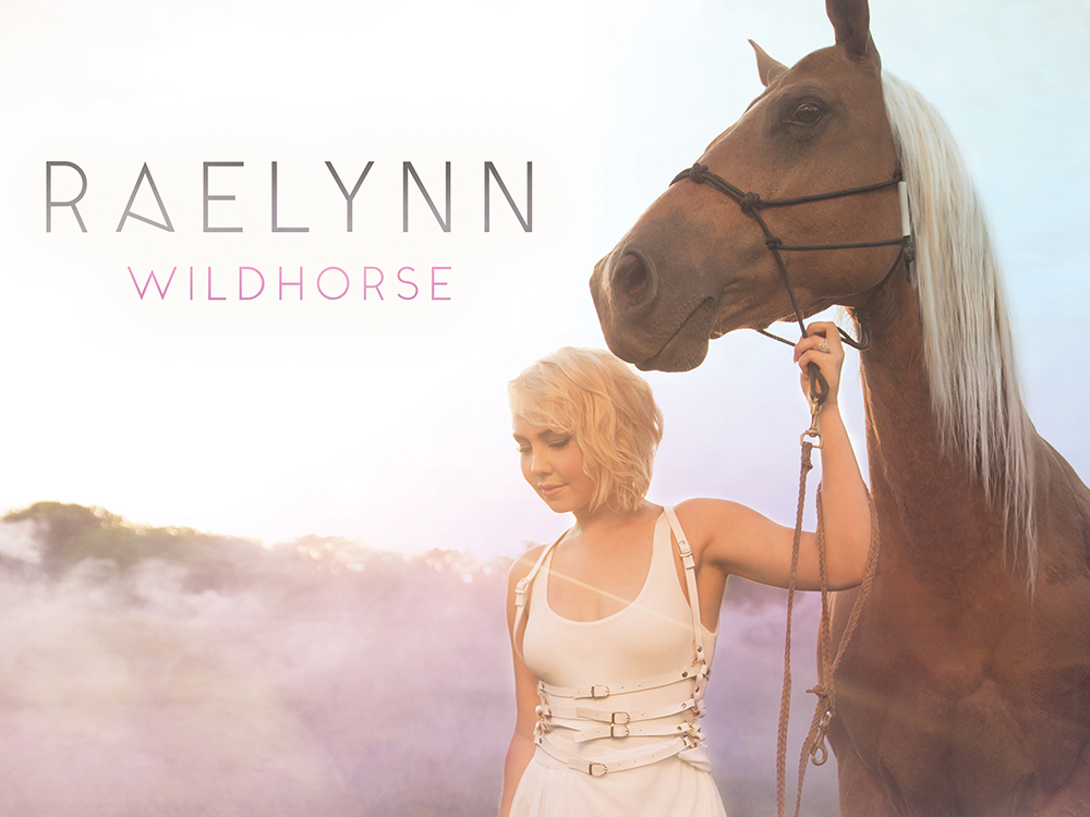 "RaeLynn Announces Release Date for Debut Album, ""WildHorse"""