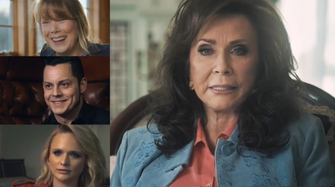 "Loretta Lynn Opens Up About Her Past in PBS Documentary ""Still a Mountain Girl"""