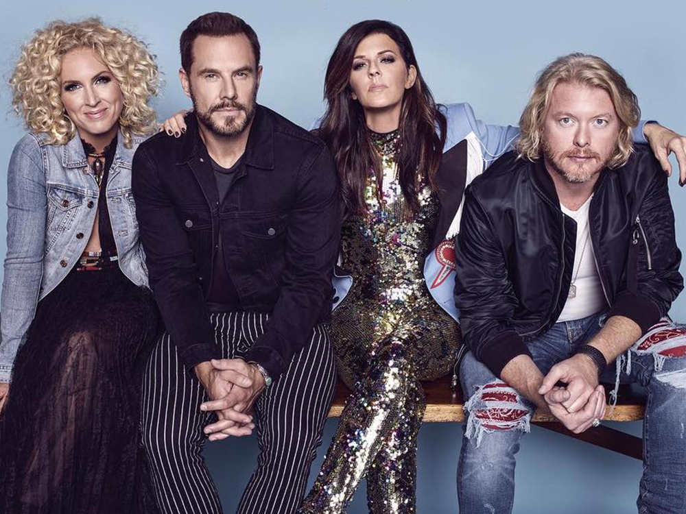 New Albums From Little Big Town and Aaron Watson Land in the Top 10 on the All-Genre Billboard 200 Chart
