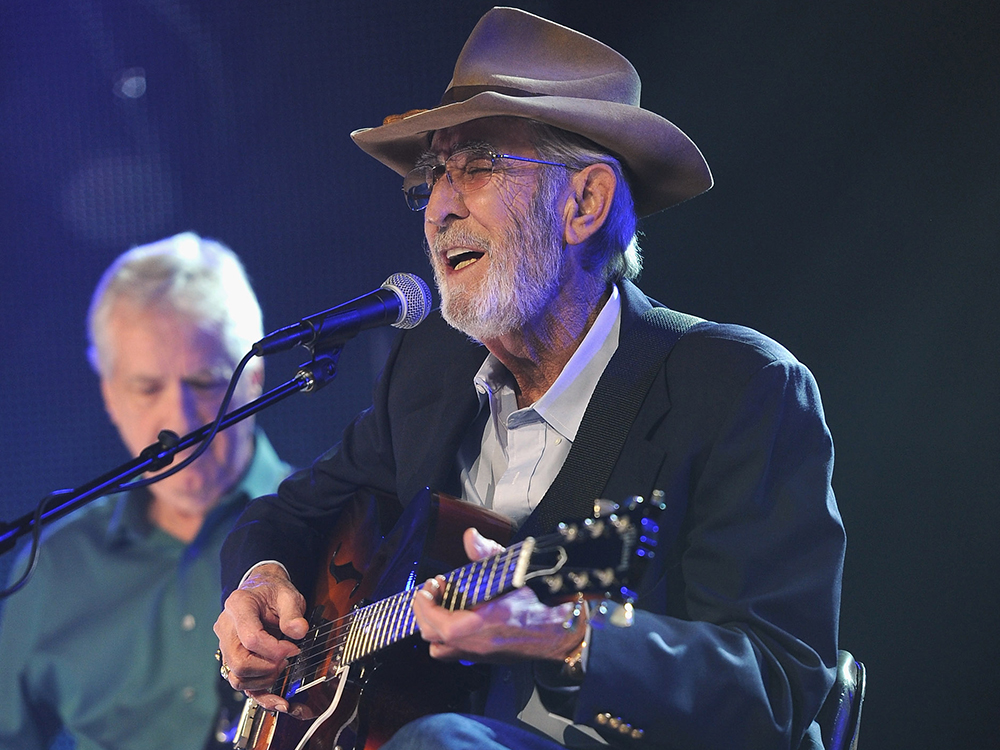 Dierks Bentley, Garth Brooks, Lady A, Brandy Clark, Chris Stapleton & More Join Forces for Don Williams Tribute Album