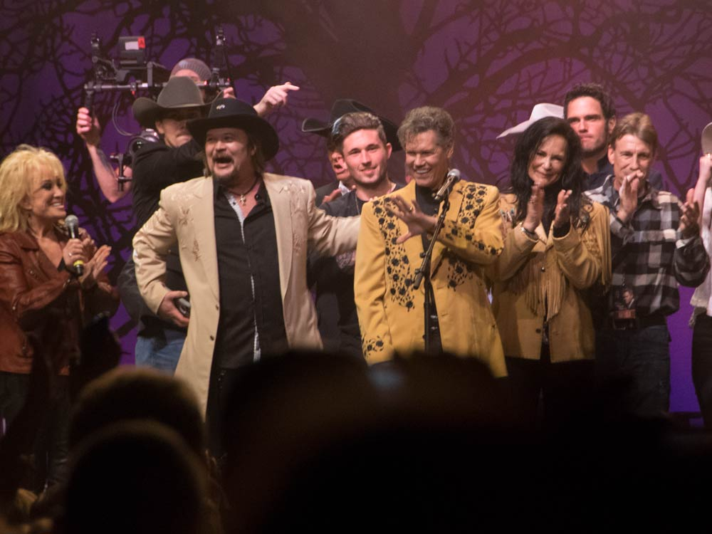 Check Out the Set List as More Than 30 Country Stars Gather to Pay Tribute to Randy Travis