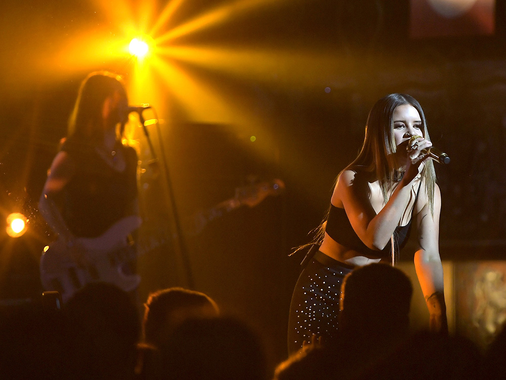 Maren Morris Makes the Most of Her Time in L.A. for Grammy Awards Weekend
