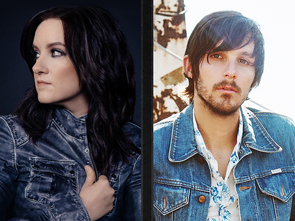 Two Country Stars Are Better Than One! Brandy Clark and Charlie Worsham Join Forces For 20+ City Tour