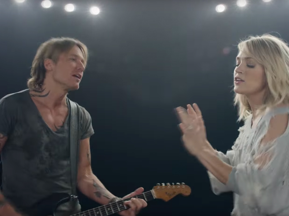 CMT Music Awards Will Feature Collaborations Between Keith Urban & Carrie Underwood, Florida Georgia Line & The Chainsmokers and More