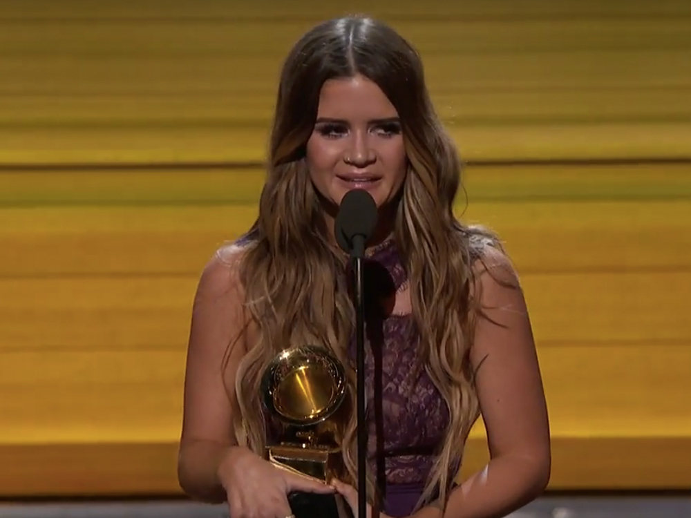 Grammy Winners' Reactions on Social Media, Including Sturgill Simpson, Maren Morris, Hillary Scott & More
