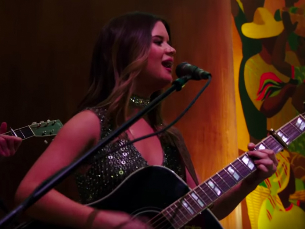 "Watch Maren Morris Perform ""My Church"" on ""NCIS: New Orleans"""