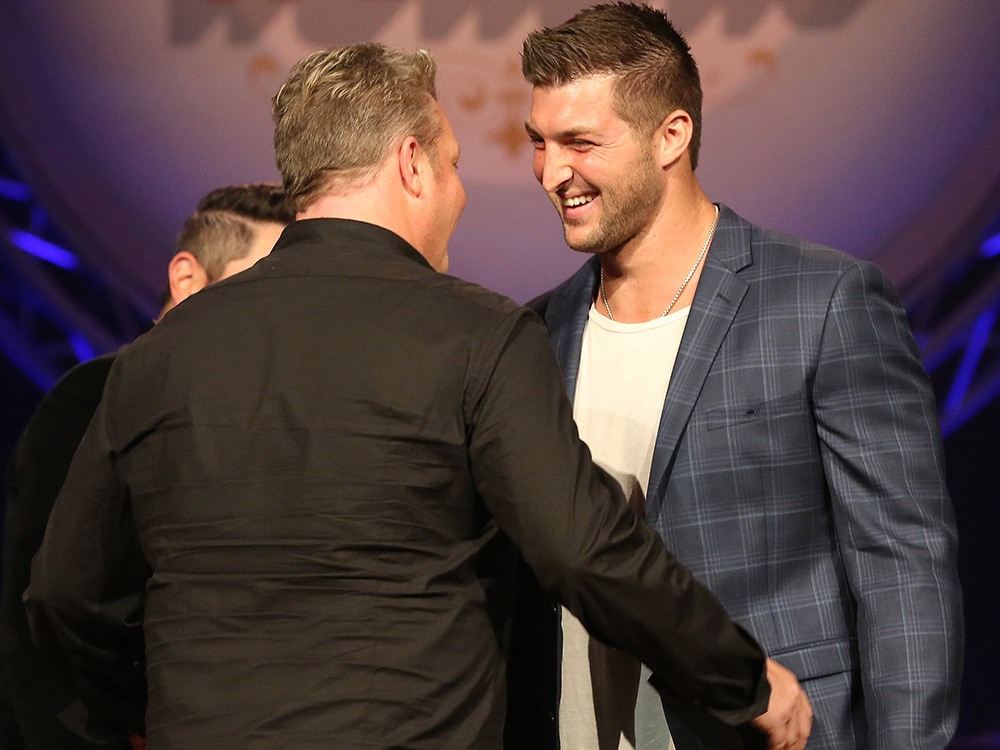Rascal Flatts' Gary LeVox Creates New Song Exclusively For Tim Tebow's Night To Shine Event