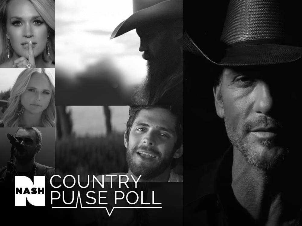 Nash Country Pulse Poll: Country Music Fans Predict ACM Awards Winners, Red Carpet Stunners, Surprise Performances & More