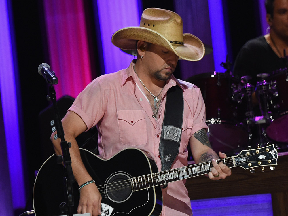 Jason Aldean Continues His Work In The Fight Against Breast Cancer