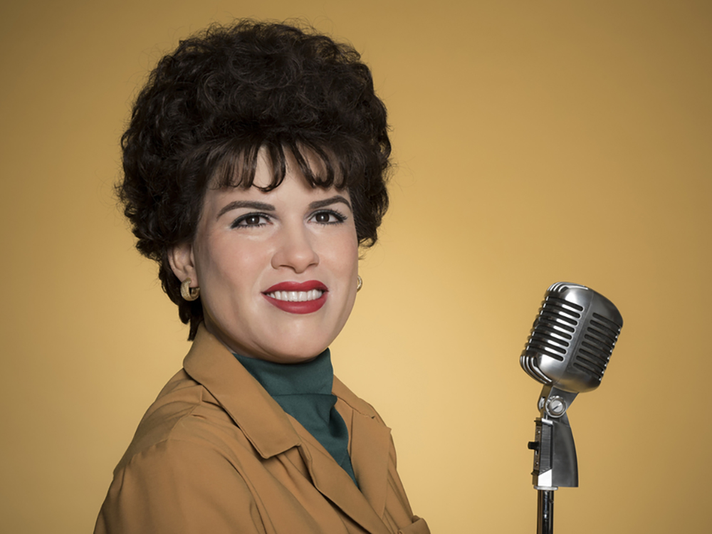 Patsy Cline Honored With Wax Figure At Madame Tussauds Nashville