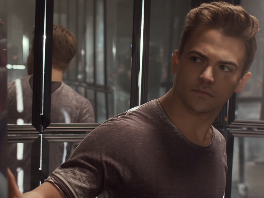"Hunter Hayes Gets Reflective in New Video for ""Yesterday's Song"""