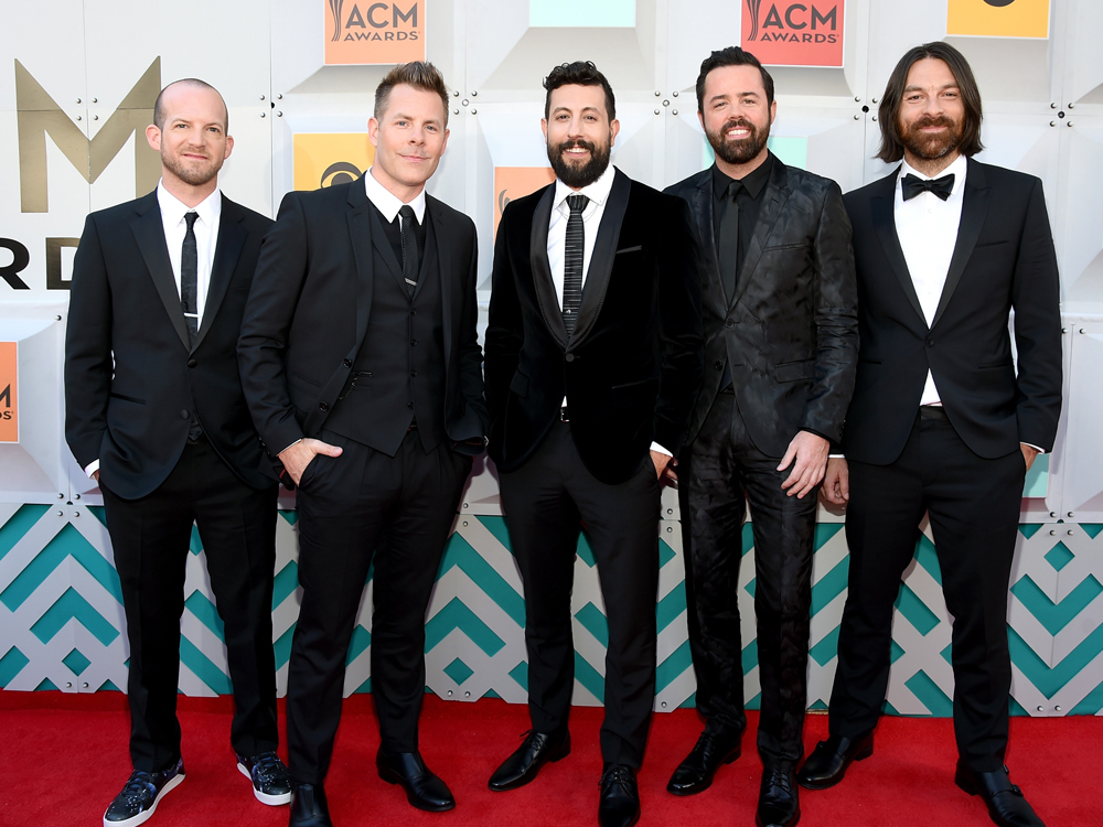 With Performance Slot and High-Profile Nomination, Old Dominion Earns a Seat at the Big Kids' Table at ACM Awards