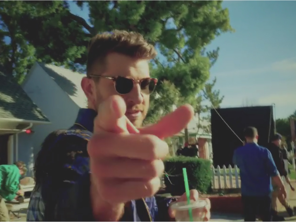 """Go Behind the Scenes of """"Somethin' I'm Good At"""" With Brett Eldredge"""