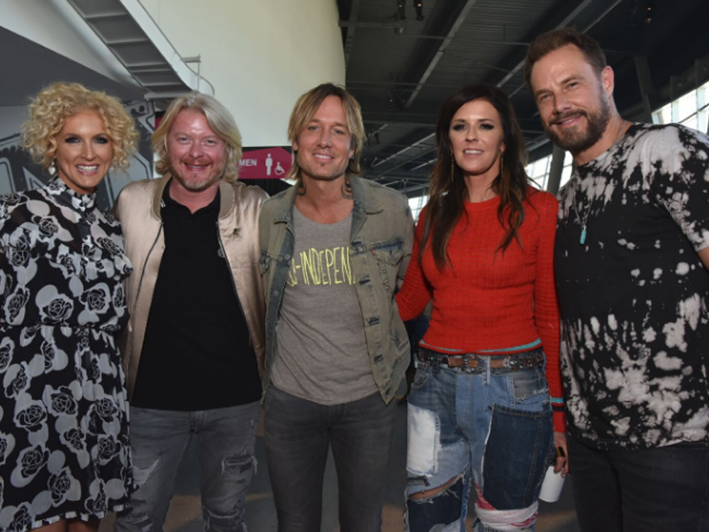 "Check Out More Than 50 Photos From Westwood One's ""Backstage at the ACM Awards"" Radio Row Event, Including Keith Urban, Miranda Lambert, Sam Hunt, Little Big Town & More"