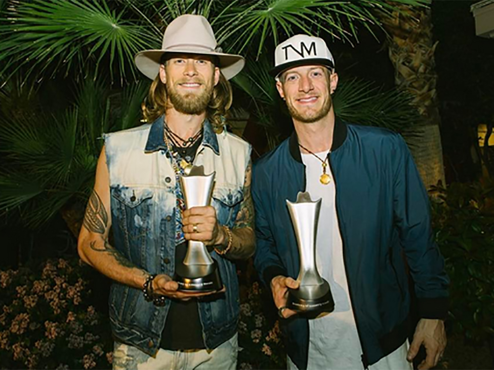Florida Georgia Line Win Two Early Academy of Country Music Awards