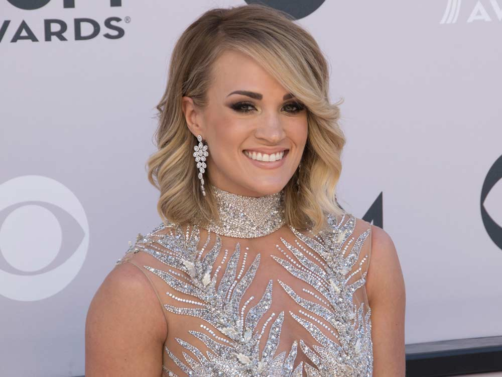 "Carrie Underwood Talks Expanding Her Family on ""Entertainment Tonight"" — ""We're on God's Good Timing . . . """
