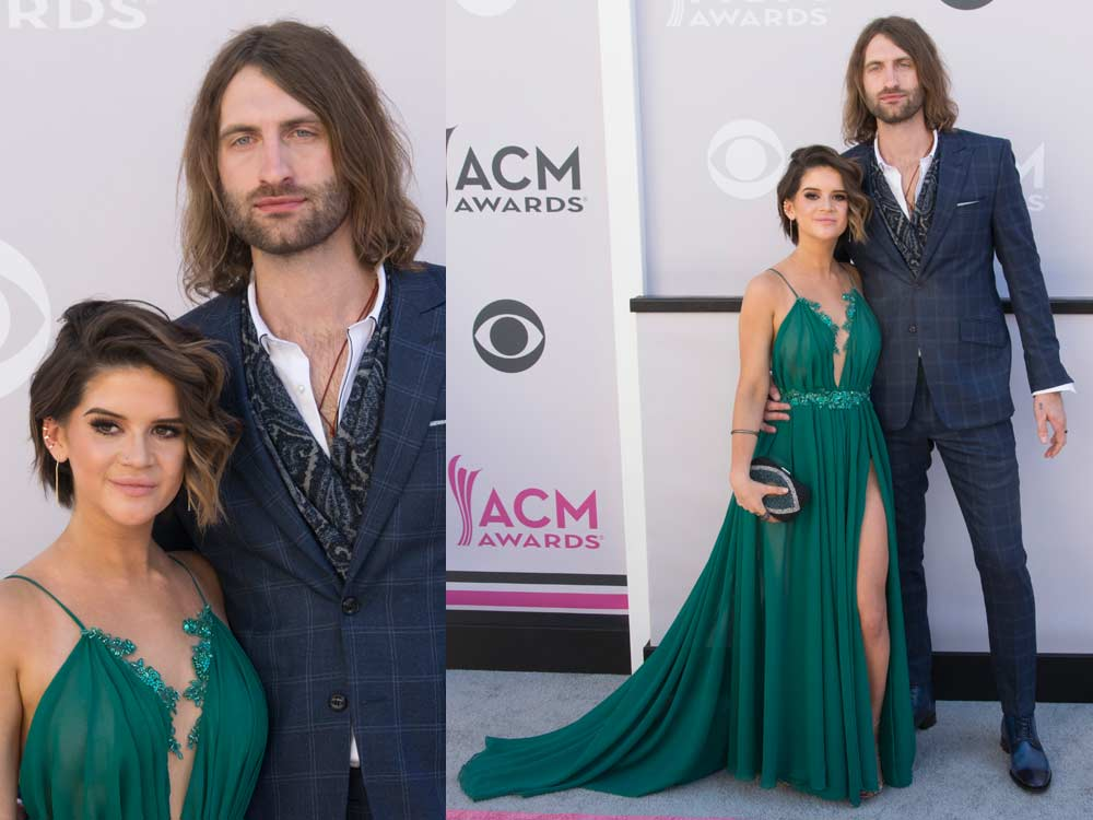 Maren Morris and Ryan Hurd Announce Their Engagement