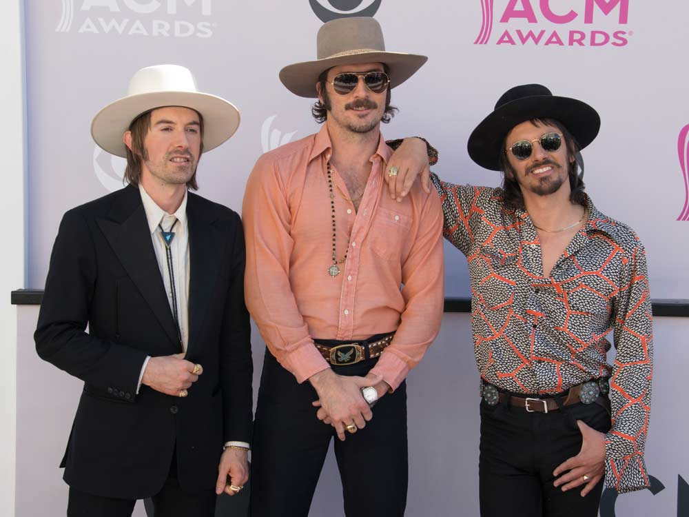"Watch Midland Perform ""Make a Little"" on ""The Late Show"""