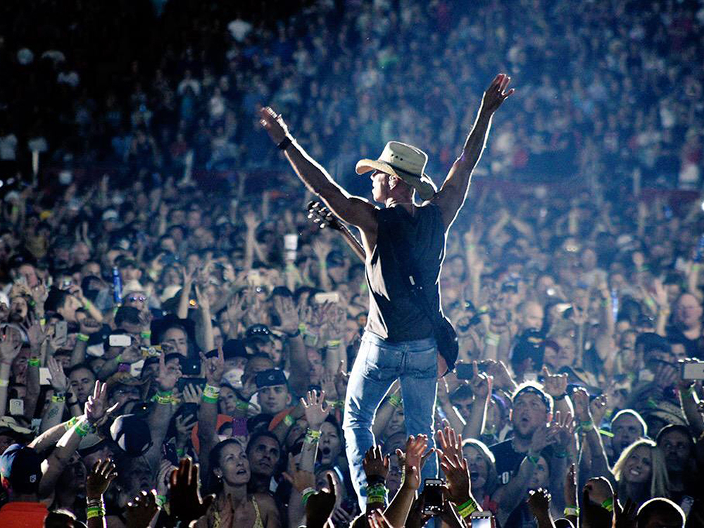 Kenny Chesney to Co-Produce Upcoming Album by David Lee Murphy