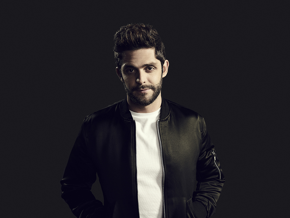 "Thomas Rhett Talks ""Craving You"" With Maren Morris: ""I Can't Really Imagine Anyone Else Being On It"""