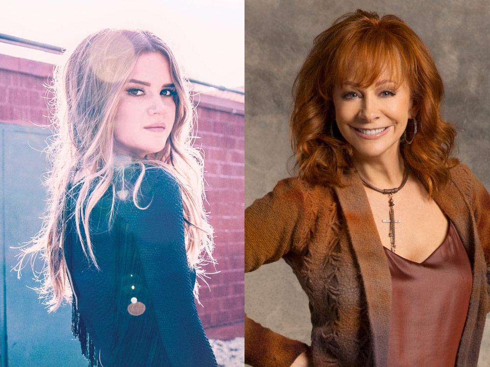 Reba McEntire and Maren Morris to Receive Music Business Association Awards