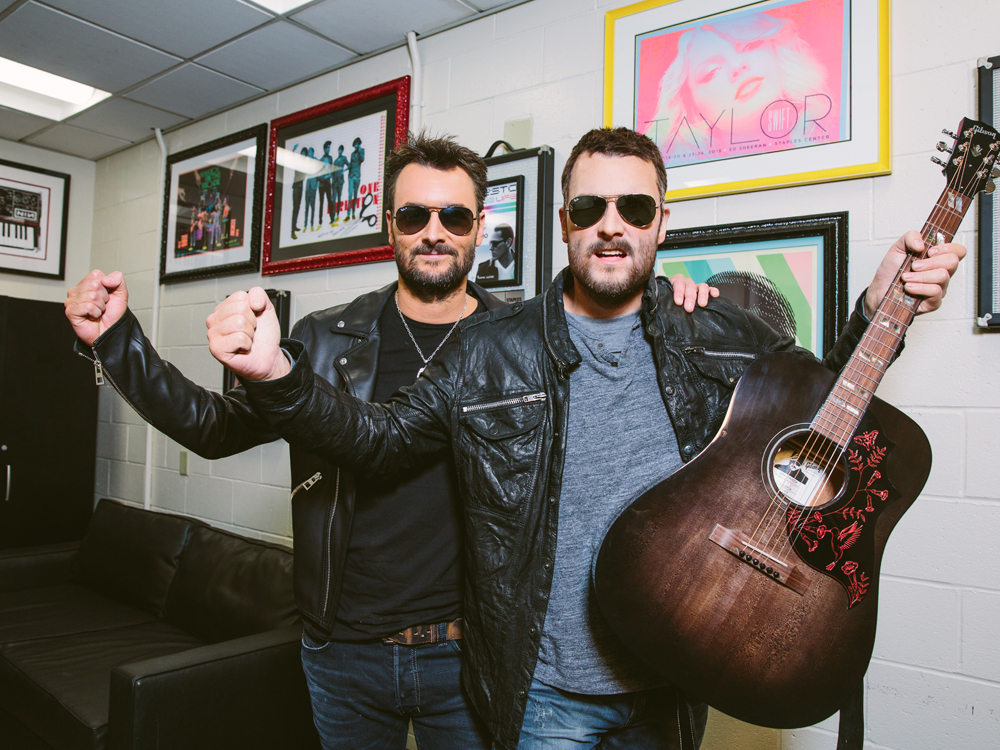 Madame Tussauds' Waxy Buildup Continues With Eric Church