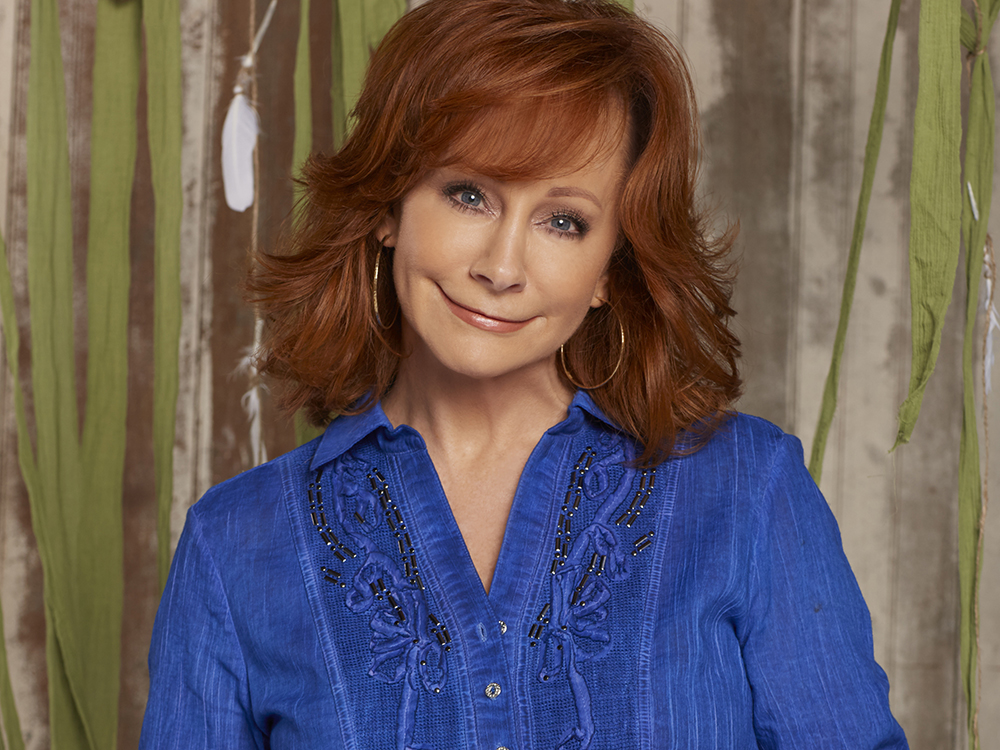 Reba McEntire Models Her New Line of Skinny Jeans [Watch]