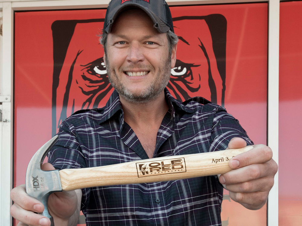 Blake Shelton to Open Fourth Ole Red Restaurant in 2020