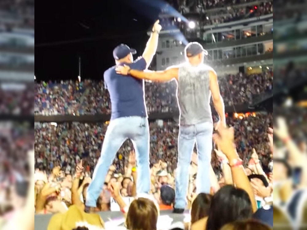 """One of the Coolest Moments of Cole Swindell's Career Is Something That Just """"Don't Happen Twice"""""""