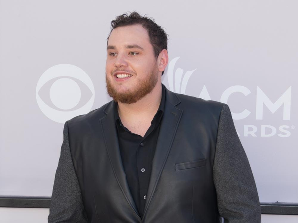 "Luke Combs' ""Hurricane"" Blows Into the Billboard Top 10 for the First Time"