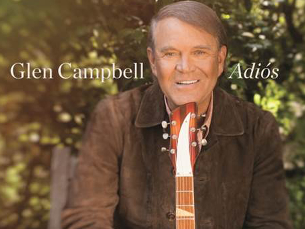 """Listen to """"Everybody's Talkin'"""" From Glen Campbell's Final Studio Album, """"Adios,"""" Out June 9"""
