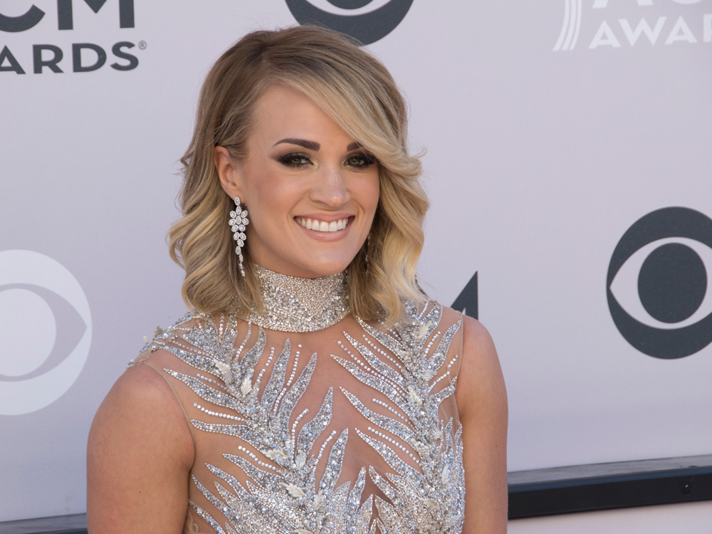"Carrie Underwood Sued for Song Theft for ""Something in the Water"""