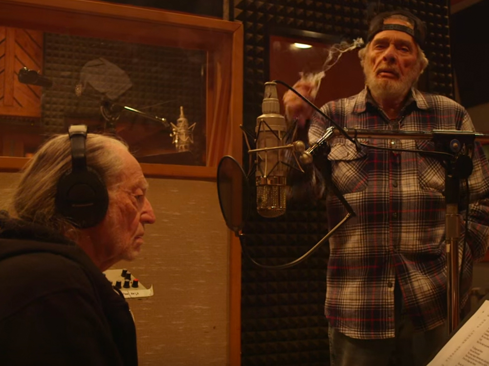 "High-Mindedness: Listen to Willie Nelson and Merle Haggard Sing ""It's All Going to Pot"" on Weed Day"