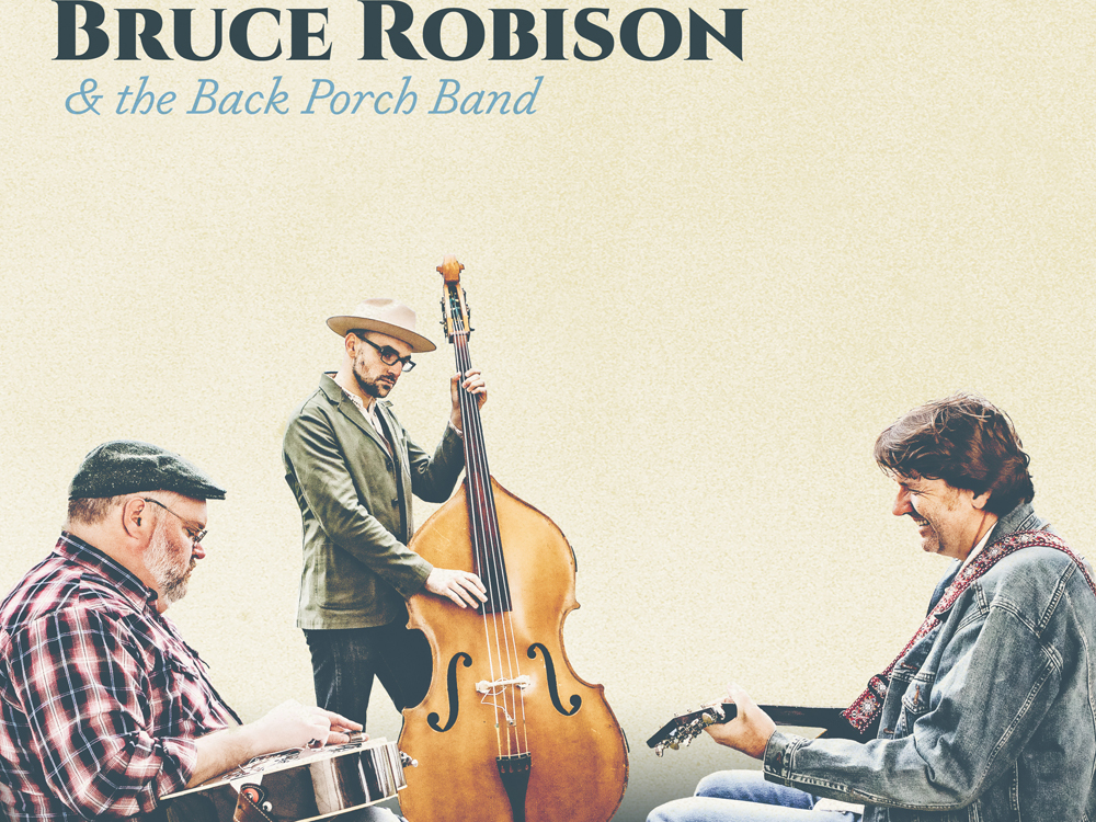 "Album Premiere: ""Bruce Robison & the Back Porch Band"""