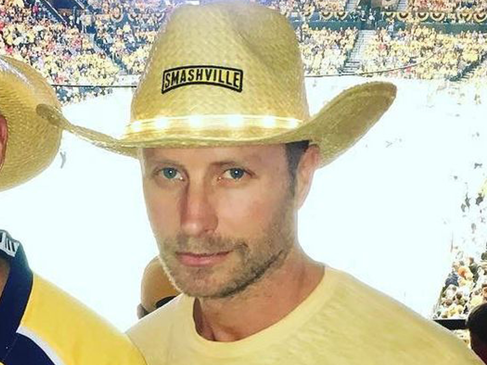 Carrie Underwood, Dierks Bentley & Chris Young Celebrate the Nashville Predators Win Over the St. Louis Blues