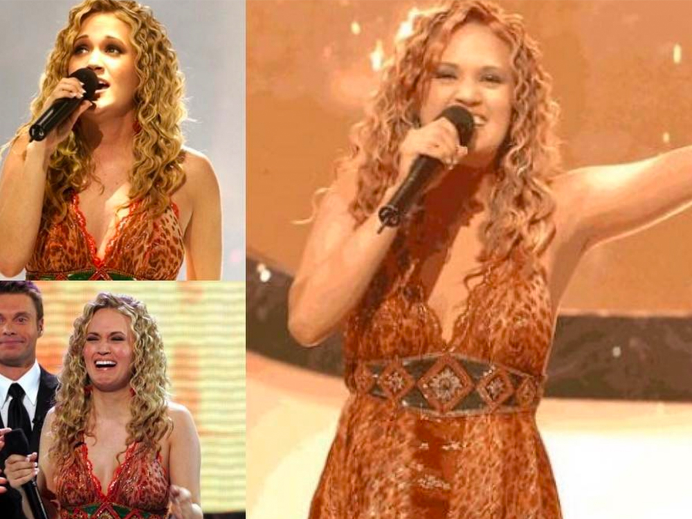 Carrie Underwood Wins American Idol 12 Years Ago I Learned So