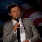 """Watch Scotty McCreery Bring Crowd Members to Tears With Moving Performance of """"The Dash"""" at Memorial Day Concert"""