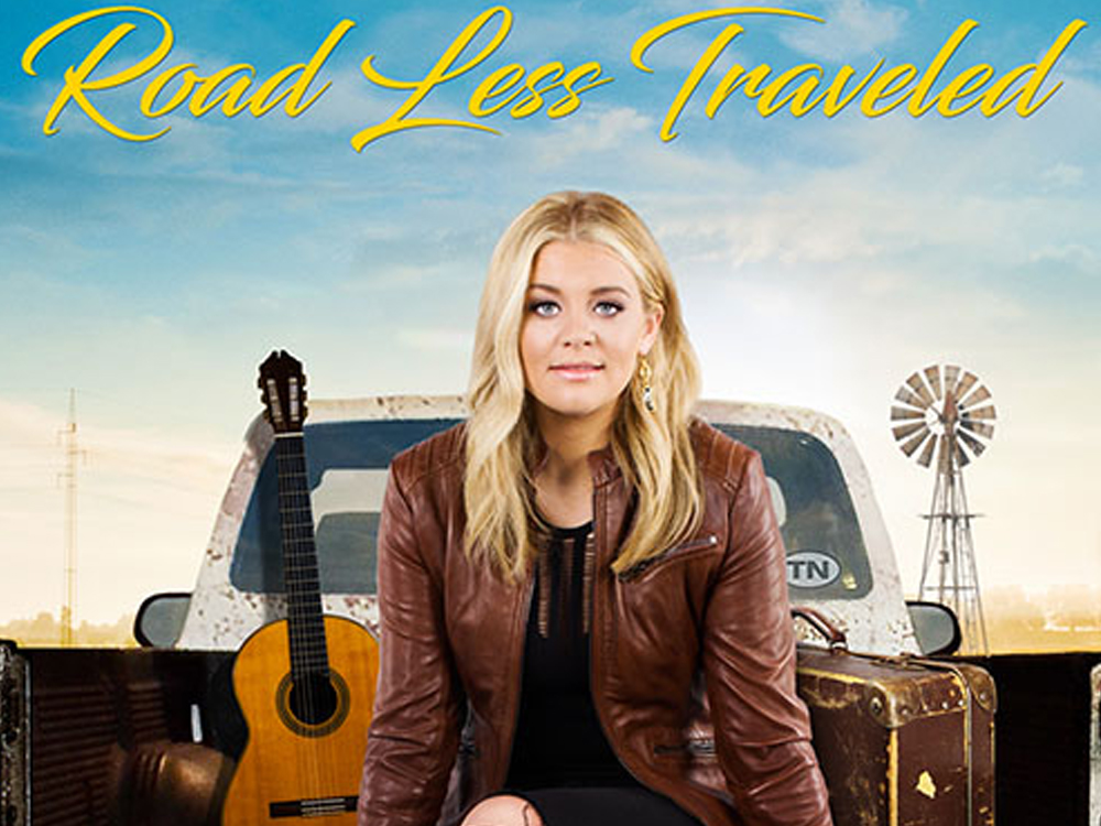 "Watch the Teaser to Lauren Alaina's New Movie, ""Road Less Traveled"""