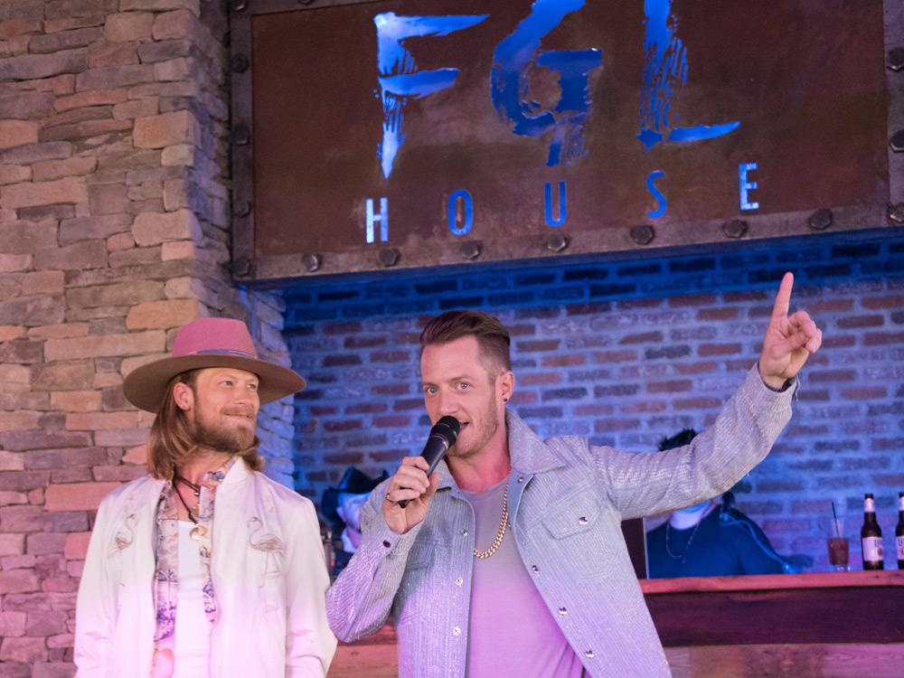 Inside the Grand Opening of Florida Georgia Line's New Nashville Restaurant, FGL House [Photo Gallery]