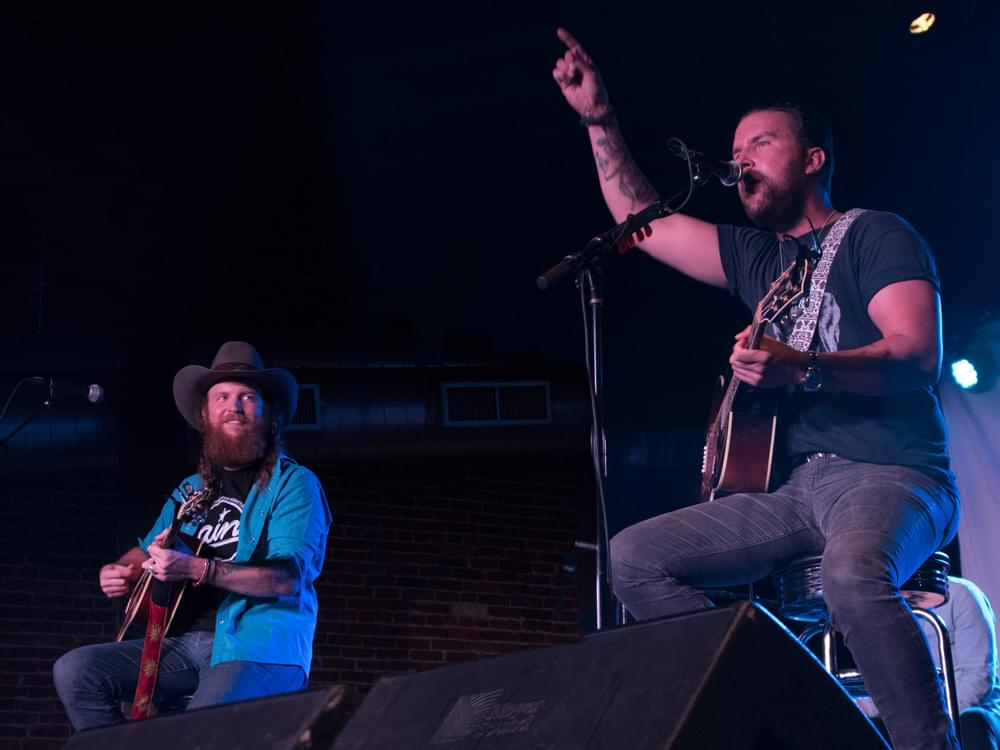 Brothers Osborne, Runaway June, Chuck Wicks & Todd O'Neill Win the Crowd at the 2017 Nash Country Kick-Off Party [Photo Gallery & Video]