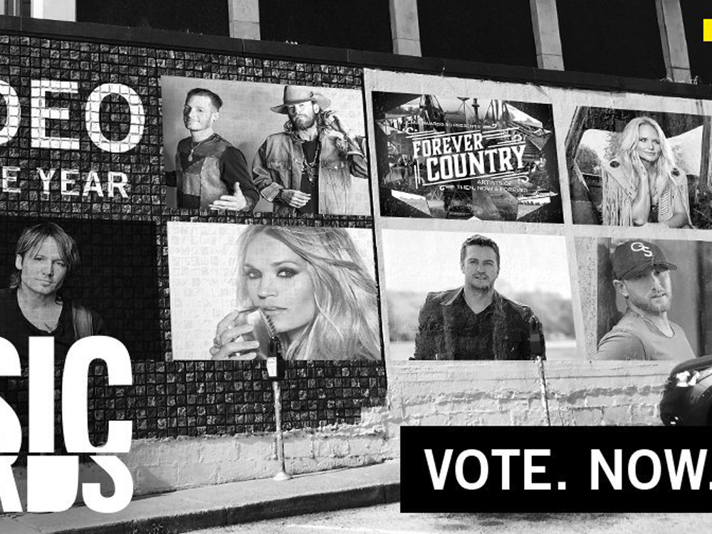 7 Finalists Announced for 2017 CMT Music Awards Video of the Year [Vote Now]