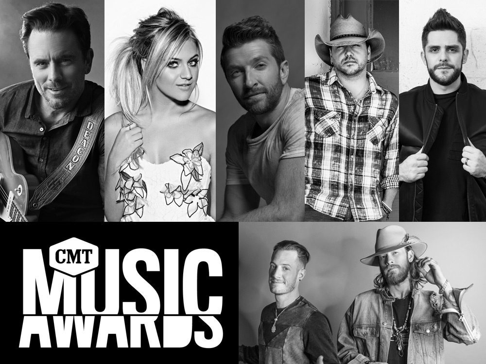 2017 CMT Awards Nominees & Winners