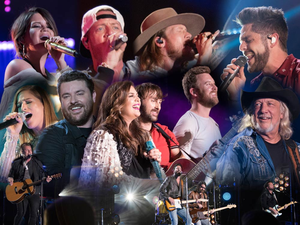 Night 3 Photo Gallery: CMA Fest's Nissan Stadium With Florida Georgia Line, Thomas Rhett, Lady Antebellum, Chris Young, Maren Morris, Old Dominion, John Anderson & More