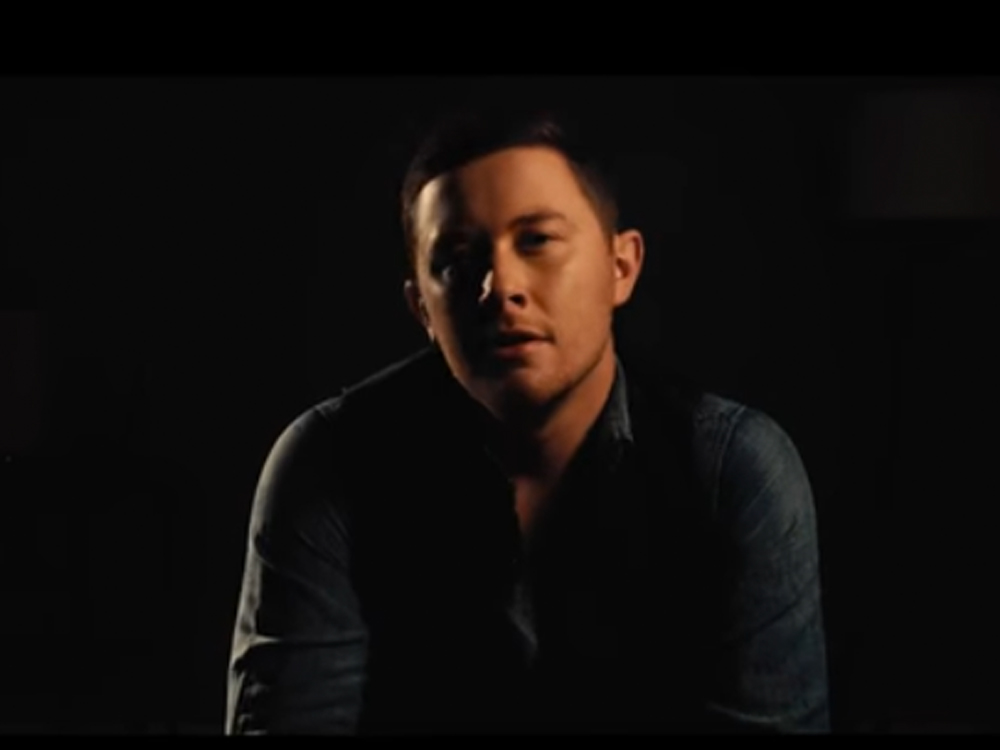 """Watch Scotty McCreery Get Personal in New """"Five More Minutes"""" Video"""